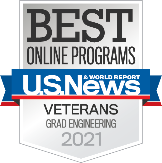 Best Online Programs - Veterans Grad Engineering 2021