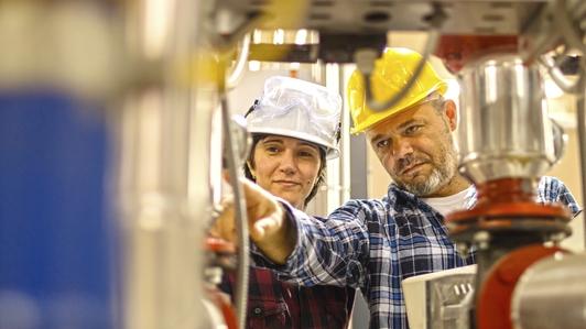 master's in industrial engineering vs mba